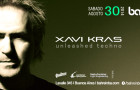 Xavi Kras – Unleashed Techno :: 30 Aug 2014 @ Bahrein
